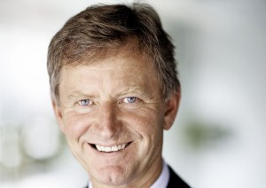 Dr. Alexander Erdland, Vorstandsvorsitzender Wüstenrot & Württembergische AG