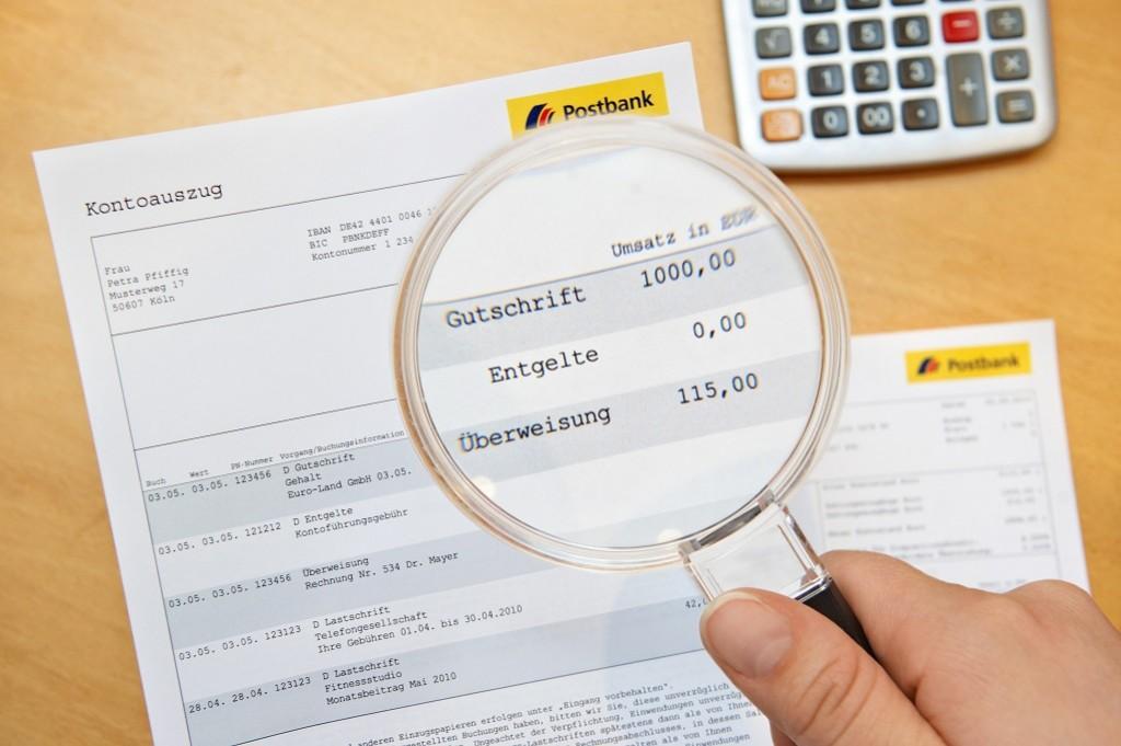 Postbank führt in Deutschland über fünf Millionen Girokonten © Postbank