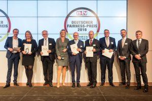 Continental erhält Service-Award