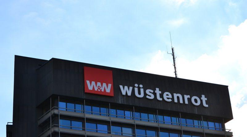 Wüstenrot baut Firmenzentrale in Ludwigsburg und Kornwestheimaus