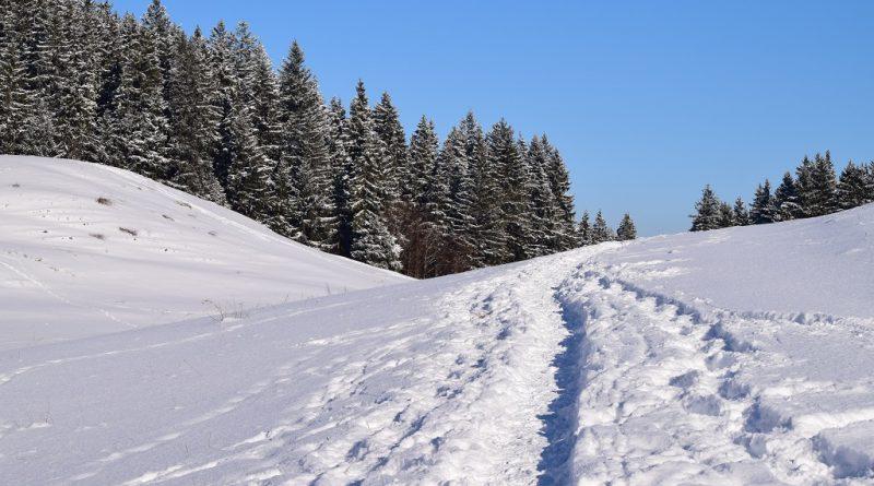 Draußen Schnee und im Eigenheim das Brandrisiko
