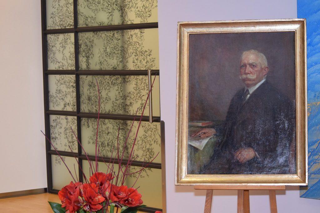 Georg Kropp - Erfinder von Bausparvertrag