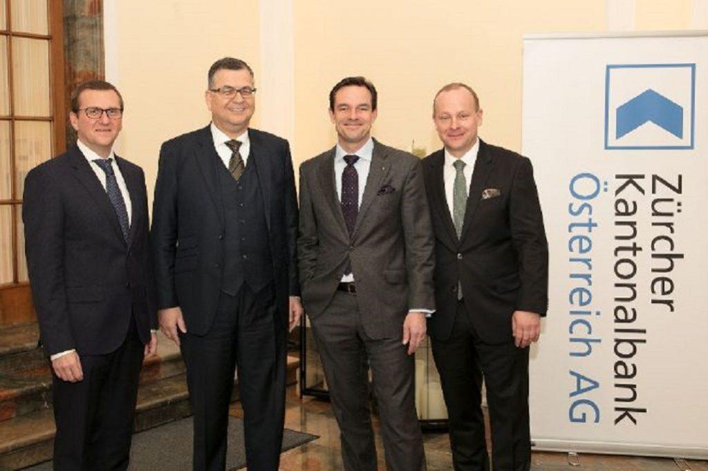 Jahresauftakt Zürcher Kantonalbank Österreich AG in München