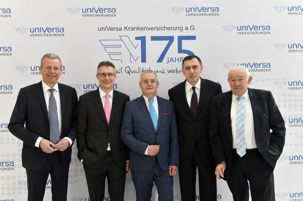175 Jahre Universa Festakt