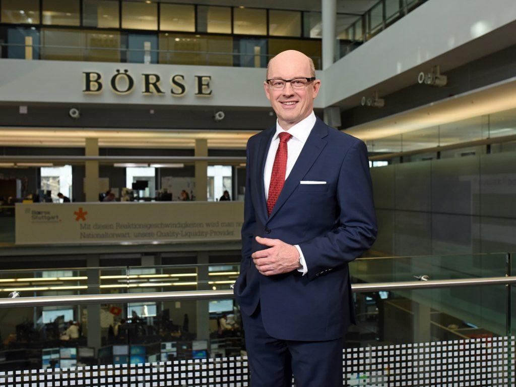 Handelszeit Börse Stuttgart