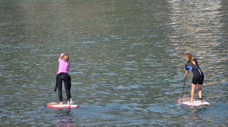 Risiken und das rettende Ufer
