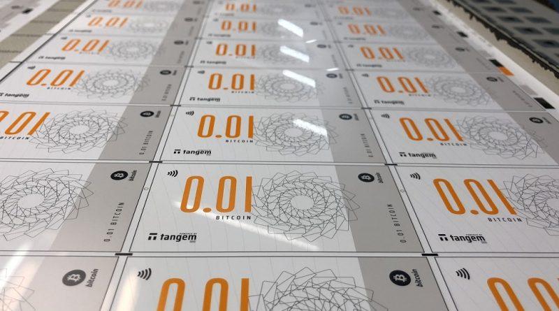Bitcoin als Papiergeld