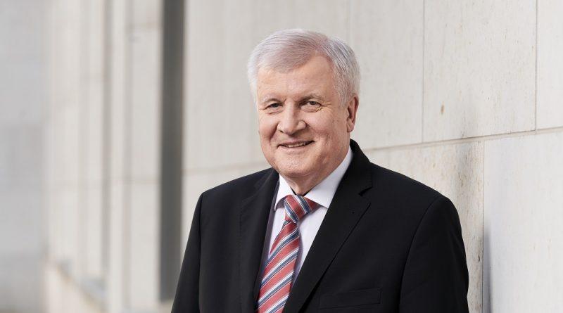 Minister für Wohnungsbau und Heimat Horst Seehofer